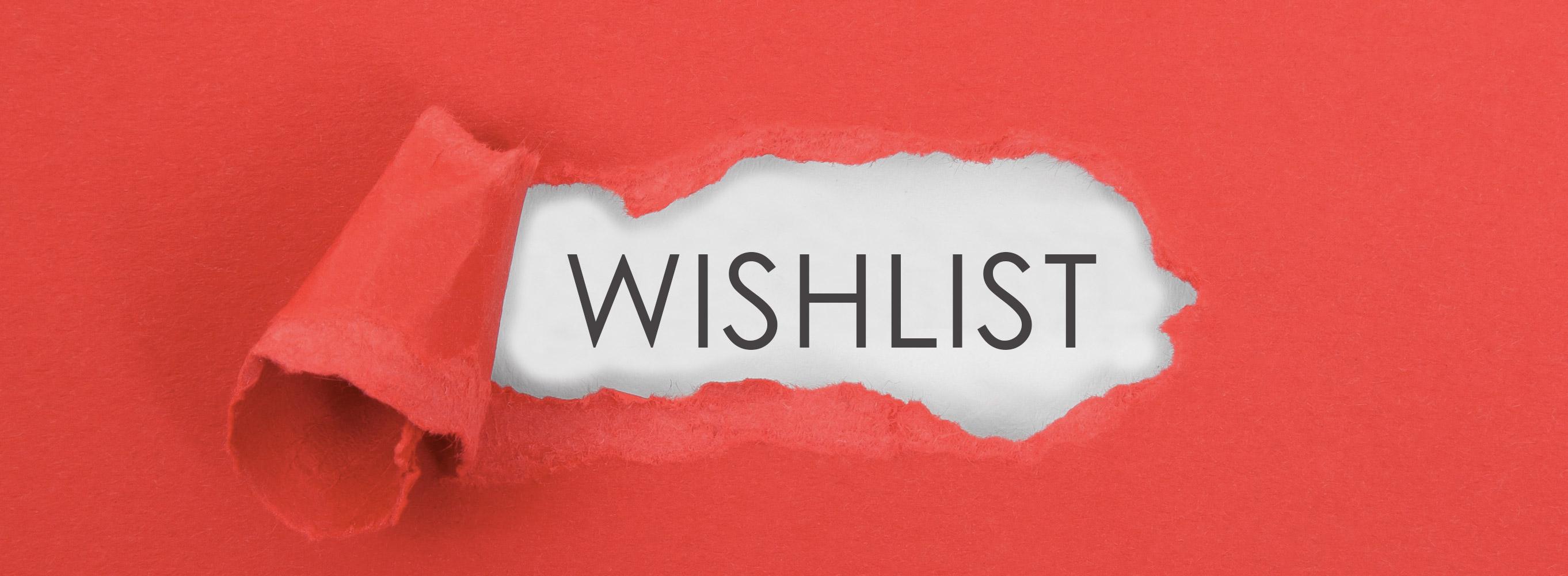 Parolando-wishlist
